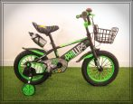 "Phillips 12"" boy bike green"