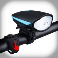 Bike rechargeable LED light